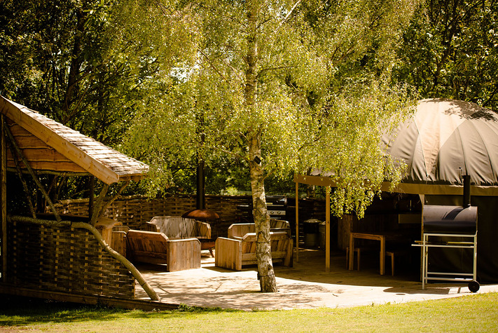 Communal area and dining yurt.jpg