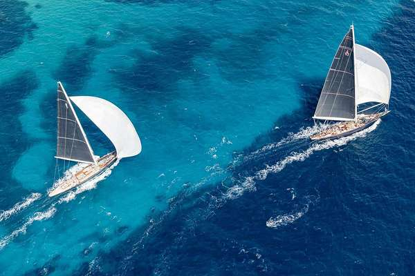 Maxi Yacht Rolex Cup day 1