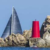 Maxi Yacht Rolex Cup day 2