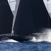 Maxi Yacht Rolex Cup day 3