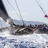 Maxi Yacht Rolex Cup day 4