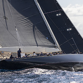 Maxi Yacht Rolex Cup day 5