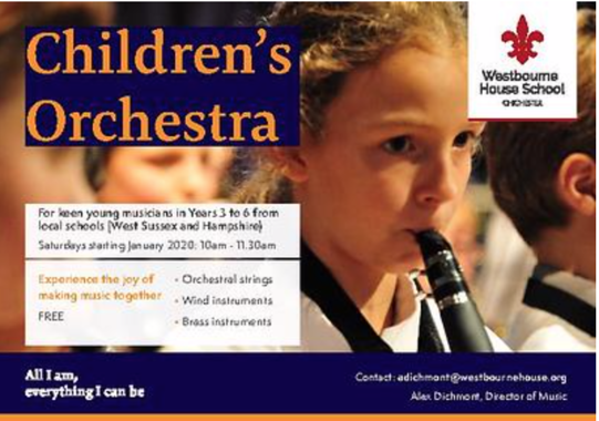 children's orchestra