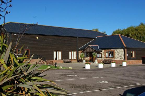 oving village hall