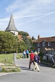 Paul Adams 160928FDC_9846 Bosham Church with walkers.jpg