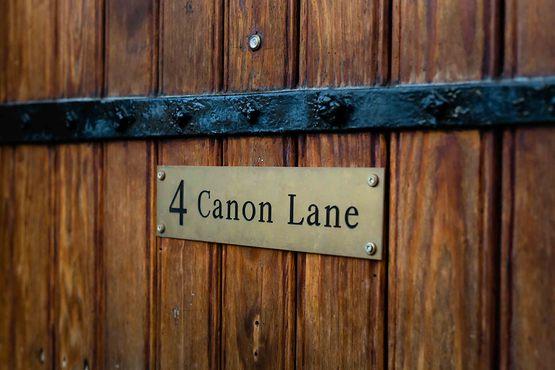 Canon Lane Door.jpg