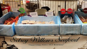 selsey willows seafood