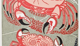 SMALL_Edward Bawden, An Old Crab and a Young (From Aesop's Fables.jpg