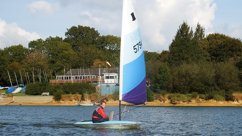 Picture of Topper Dinghy