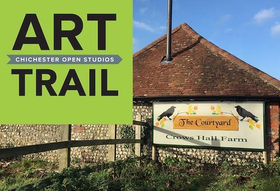 Art trail hub