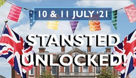 stansted unlocked